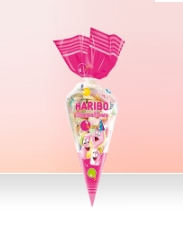 Haribo Cone Bag